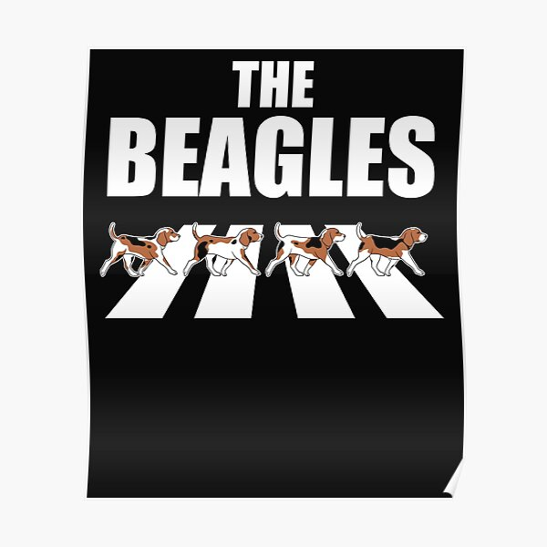 The Beagles Parody  Poster