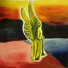 Angel by parakeetart