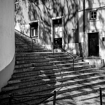 Steps and Shadows by GVAZDesigns
