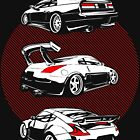 Nissan Z Evolution by RACING FACTORY