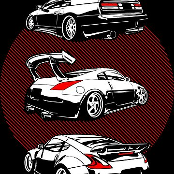 Nissan Z Evolution by w1gger