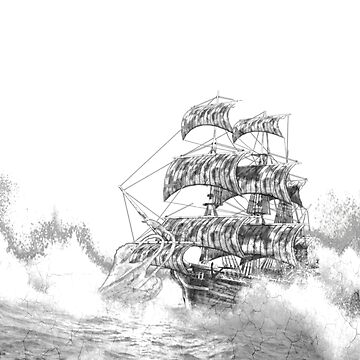Pirate Octopus Pirate Ship kraken 3 by RTSM