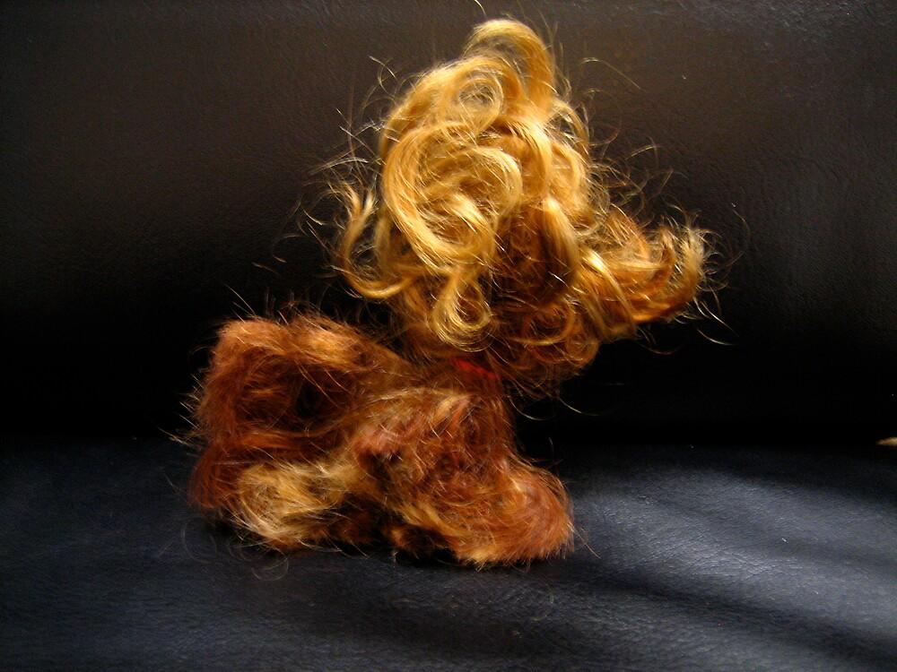 poodle doggy by bobbydah