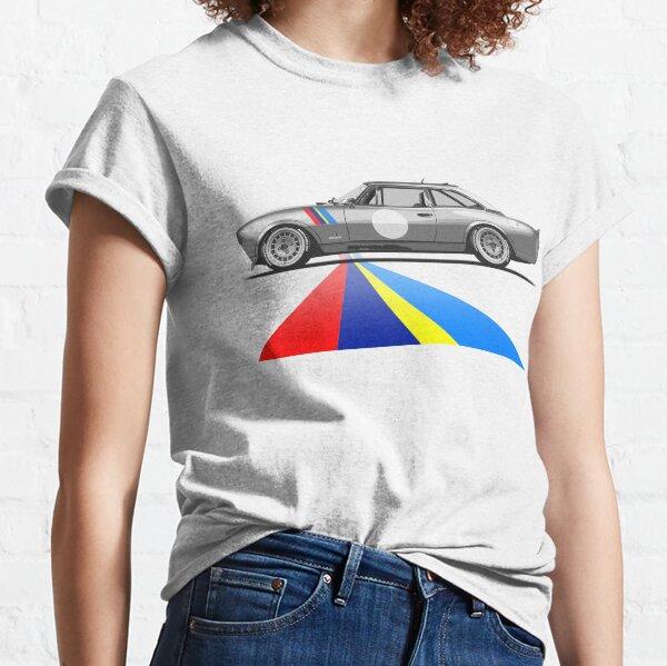 Peugeot 504 Coupé | Café Racer Classic T-Shirt