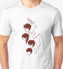 Marauders - Moony, Wormtail, Padfoot and Prongs Unisex T-Shirt