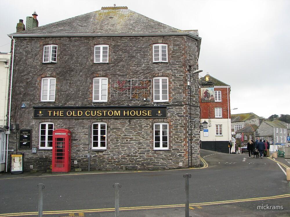 Cornwall Pub by mickrams