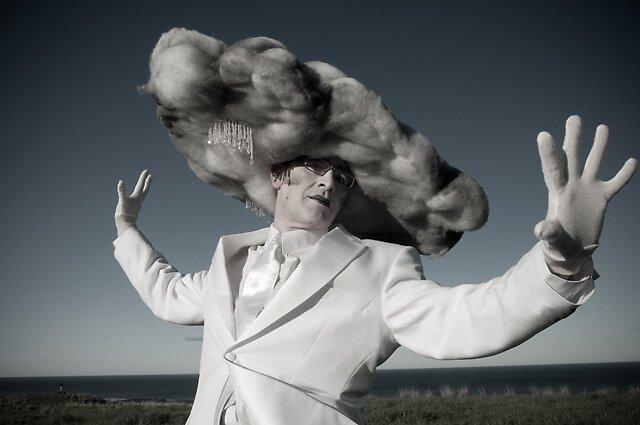 cloud man by nharyan