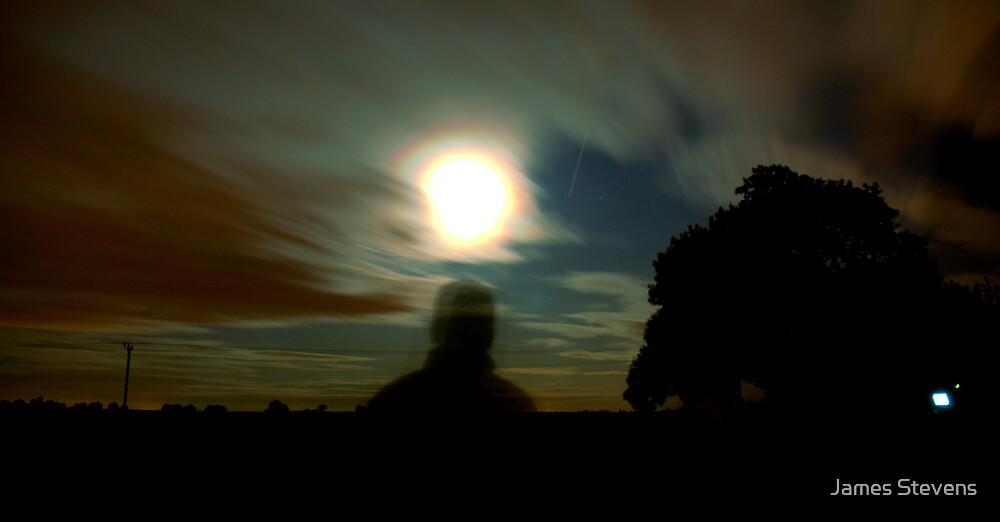 Seeking Shooting Stars by James Stevens