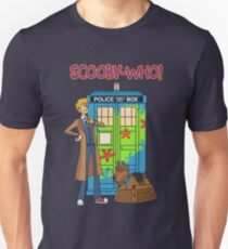 Scooby-Who Unisex T-Shirt