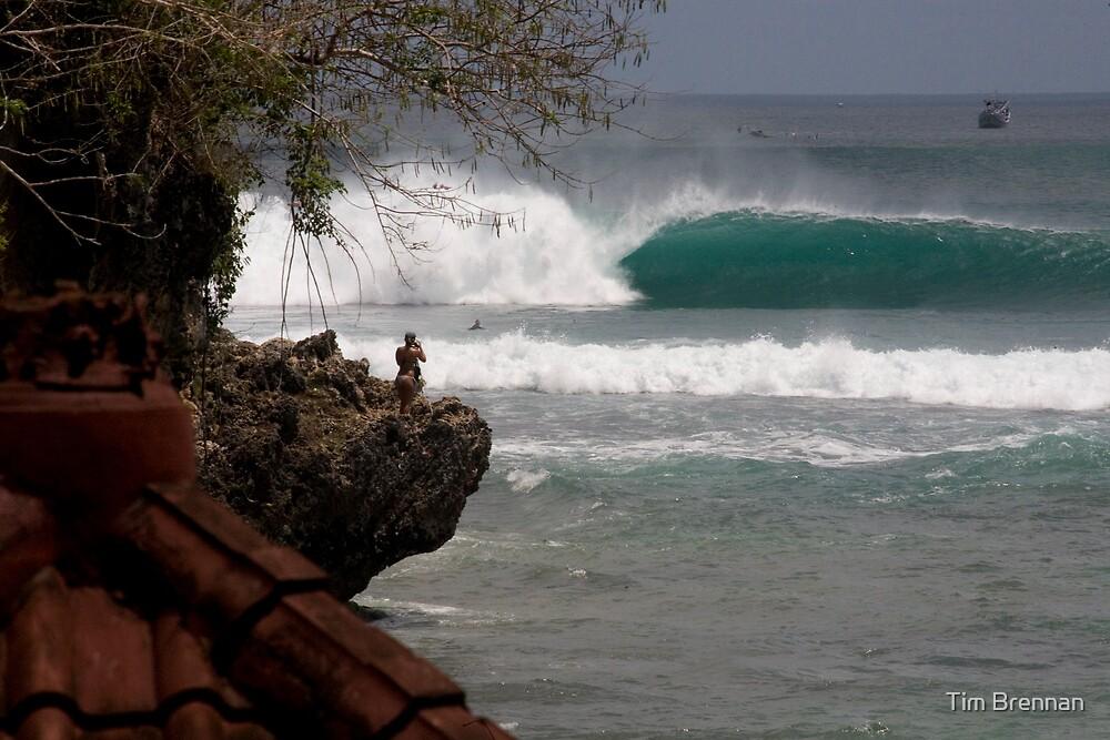 Padang Padang  by Tim Brennan