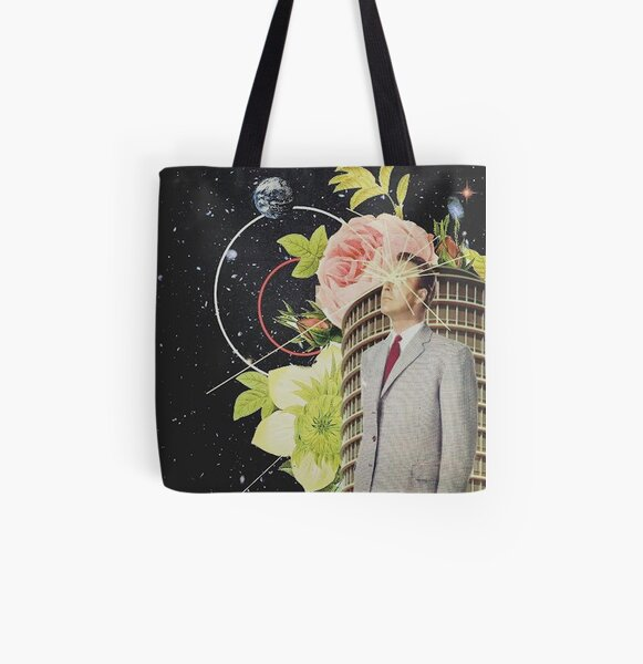 The Universe All Over Print Tote Bag