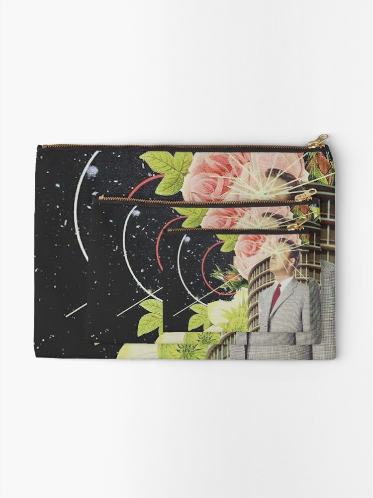 Alternate view of The Universe Zipper Pouch