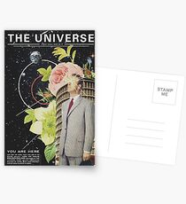 The Universe Postcards