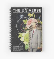 The Universe Spiral Notebook