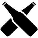 Black BeerXchange Bottles - Large by BeerXchange