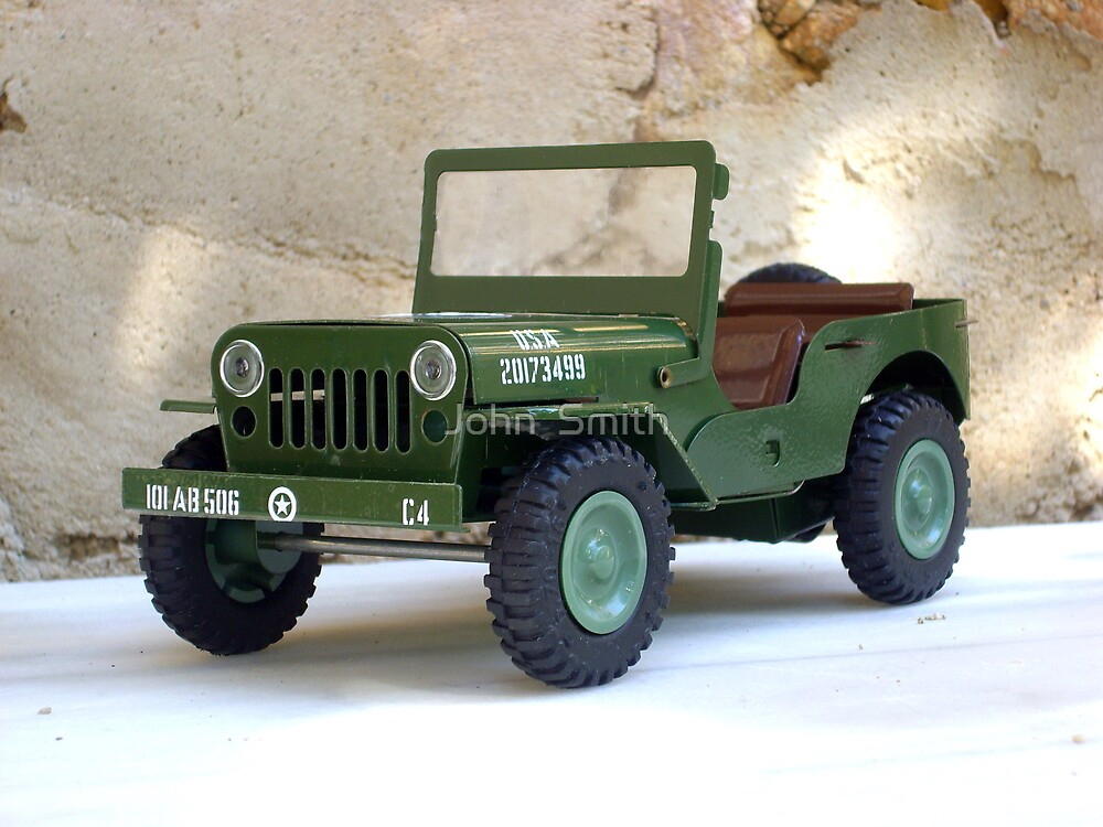 Jeep. by John  Smith