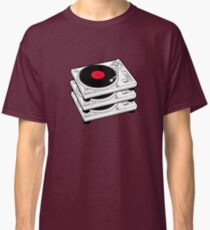 GRAMOPHONES RECORD PLAYERS Classic T-Shirt