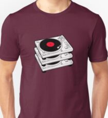 GRAMOPHONES RECORD PLAYERS T-Shirt