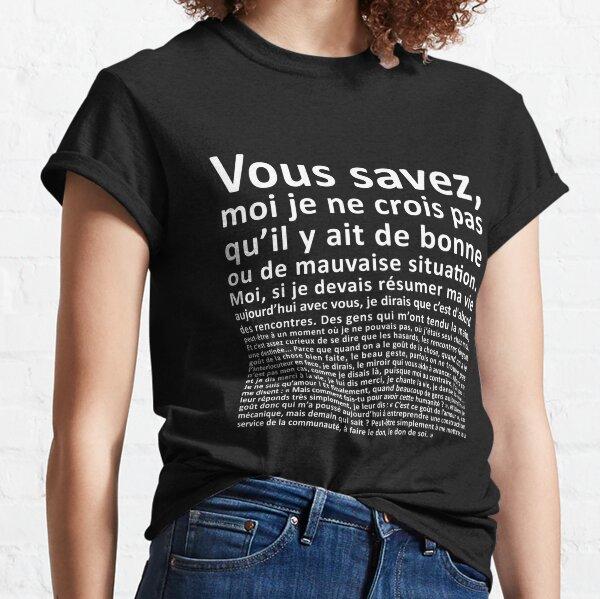 Monologue d'Otis Camiseta clásica