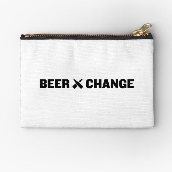 BeerXchange Full Logo Zipper Pouch