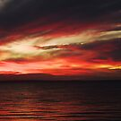 Firey Sunset by JuliaKHarwood
