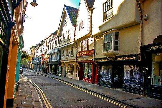 Low Petergate - York #2 by Trevor Kersley
