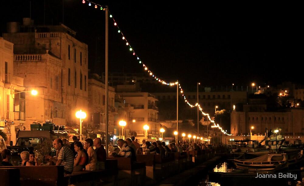 Marsascala, Malta. by Joanna Beilby