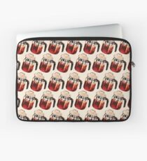 Coffee Percolator Pattern Laptop Sleeve