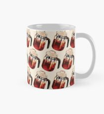 Coffee Percolator Pattern Mug