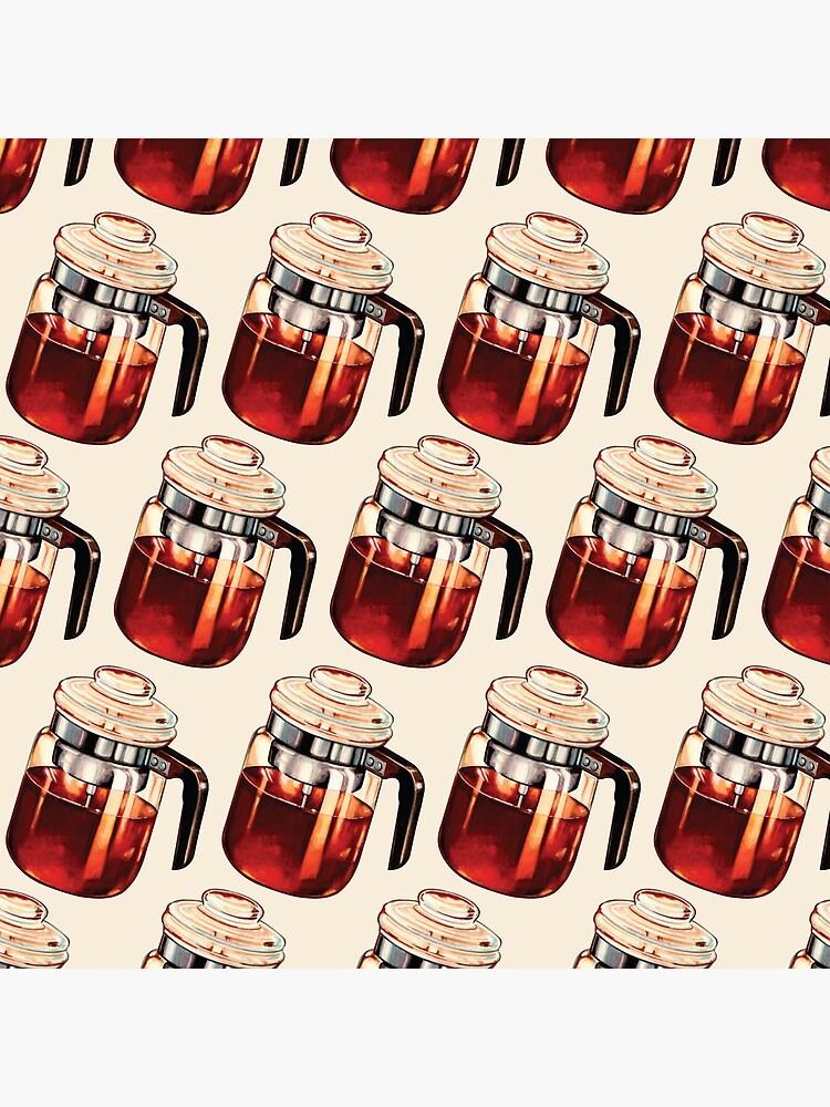 Coffee Percolator Pattern by KellyGilleran