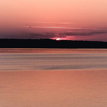 Red sunset 2 by andreaanderegg