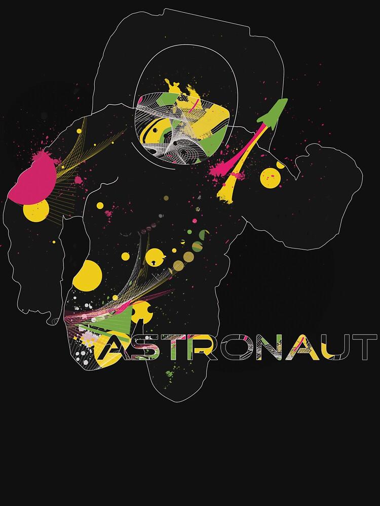 Astronaut by stefanzzz