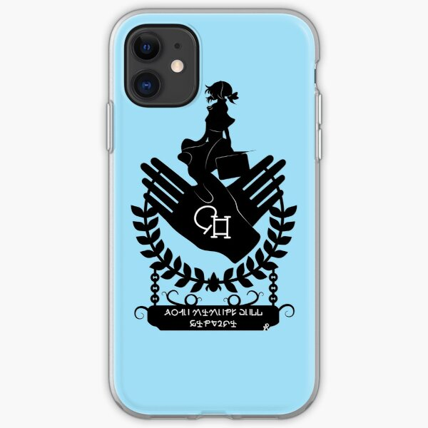 Auto Memory Doll Service iPhone Soft Case