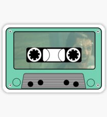 Nina Cried Power Cassette Sticker