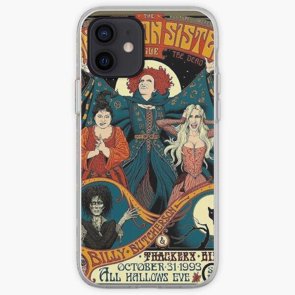 Sanderson Sisters - Vintage Poster iPhone Soft Case