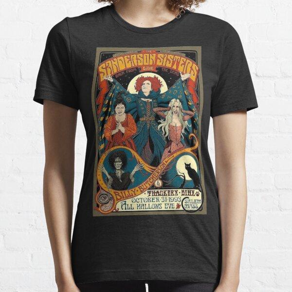 Sanderson Sisters - Vintage Poster Essential T-Shirt