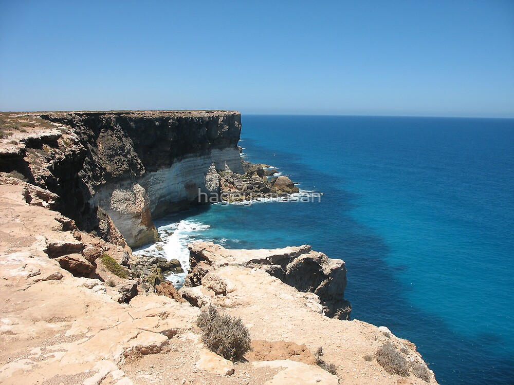 Top of the Great Australian Bight by hageyamasan