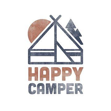 Happy Camper by ZekeTucker