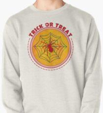 Halloween TrickOrTreat Spider Pullover