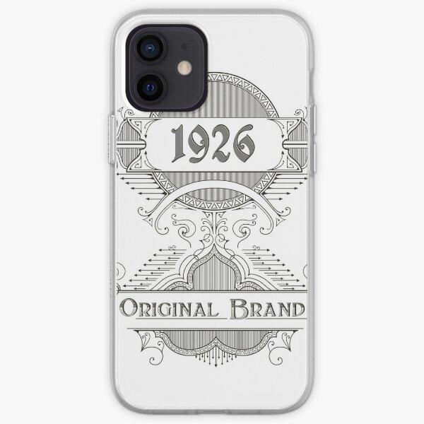 1926 Original Brand iPhone Soft Case