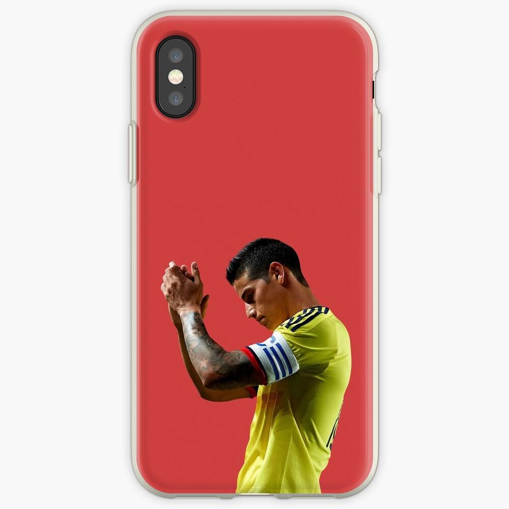 James Rodriguez iPhone-Hüllen & Cover