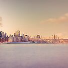 New York City Skyline - Queensboro Bridge by Vivienne Gucwa