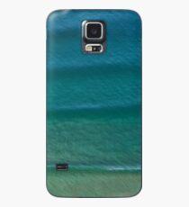 NE Beach Lines Case/Skin for Samsung Galaxy