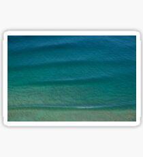 NE Beach Lines Sticker