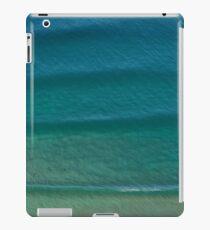 NE Beach Lines iPad Case/Skin