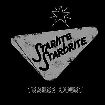 Starlite Starbrite Distressed Logo by Kaybi76