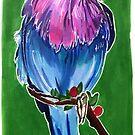 Lilac Breasted Roller by pocketsizedquasar