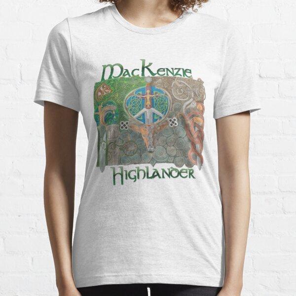 MacKenzie Highlander Essential T-Shirt