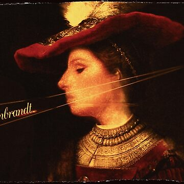 Barbra Streisand: Color Me Rembrandt by michaelroman