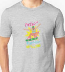 Totally Radical Muslim! Unisex T-Shirt